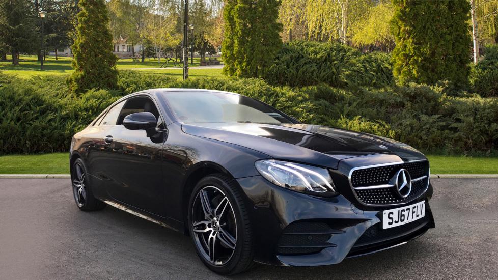 Mercedes-Benz E-Class E220d AMG Line Premium 2dr 9G-Tronic 2.0 Diesel Automatic Coupe (2017) image