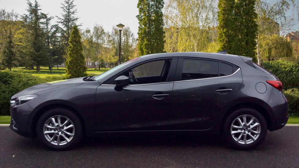 Mazda 3 Sport Saloon Car Reviews 2018