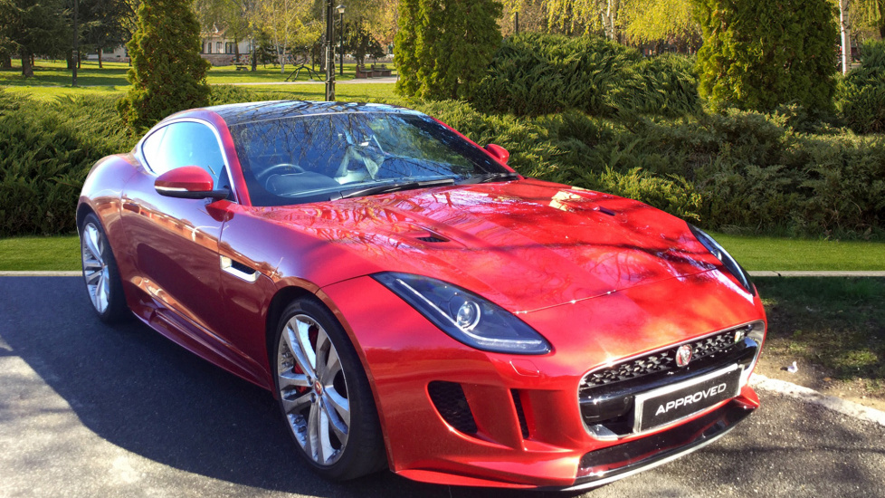 Jaguar F-TYPE 5.0 Supercharged V8 R 2dr AWD Automatic Coupe (2016) image