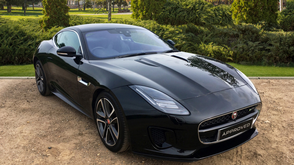 Jaguar F-TYPE 2.0 R-Dynamic 2dr Automatic Coupe (2017 ) image