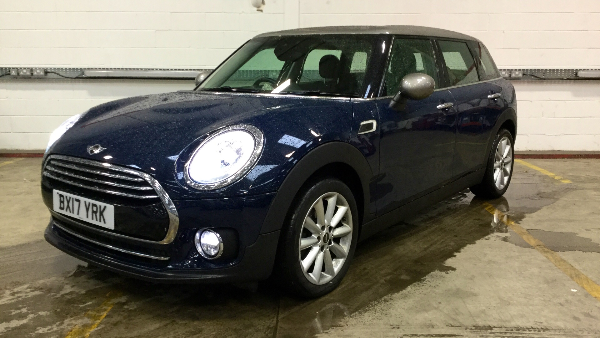 Mini Clubman 20 Cooper D 6dr Chilimedia Pack Xl