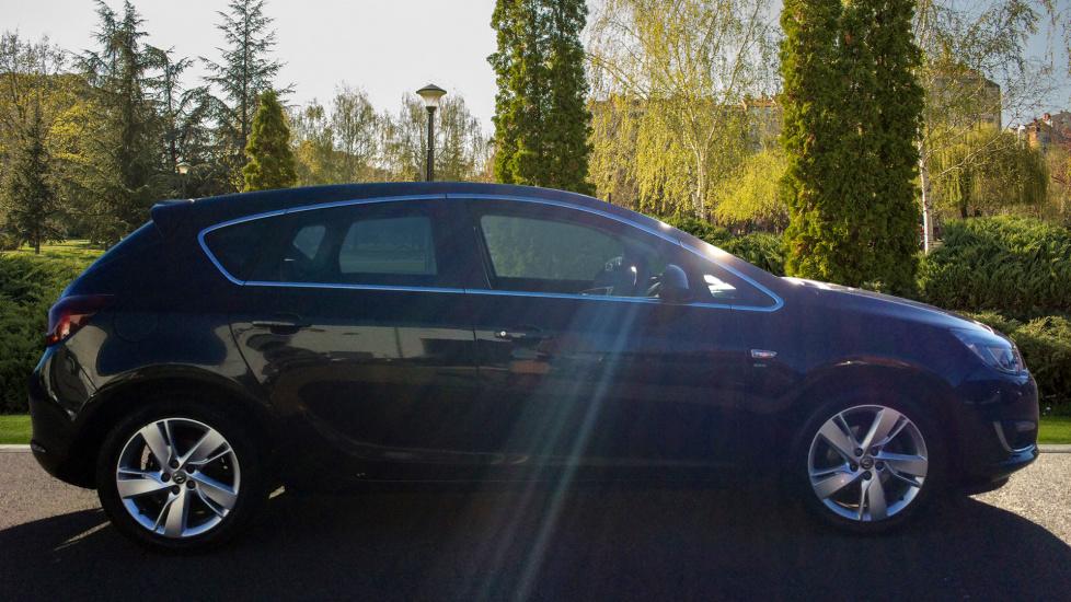 Vauxhall Astra 1 4i 16v Sri 5dr Hatchback 2013 Dx63xrh 13278