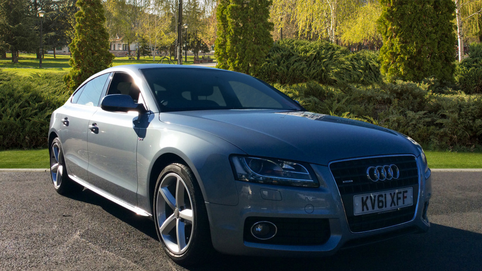 Audi A5 2.0T FSI Quattro S Line S Tronic Automatic 5 door Hatchback (2011) image