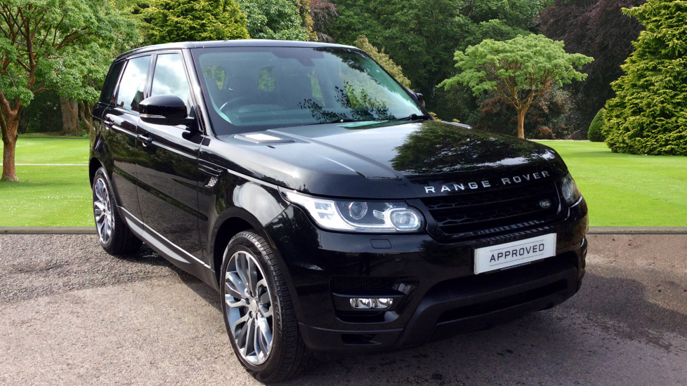 used range rover sport for sale in chester hunters land. Black Bedroom Furniture Sets. Home Design Ideas