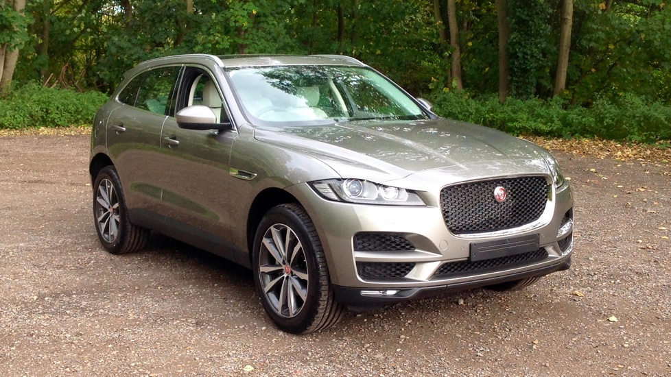 used jaguar f pace petrol cars for sale grange. Black Bedroom Furniture Sets. Home Design Ideas