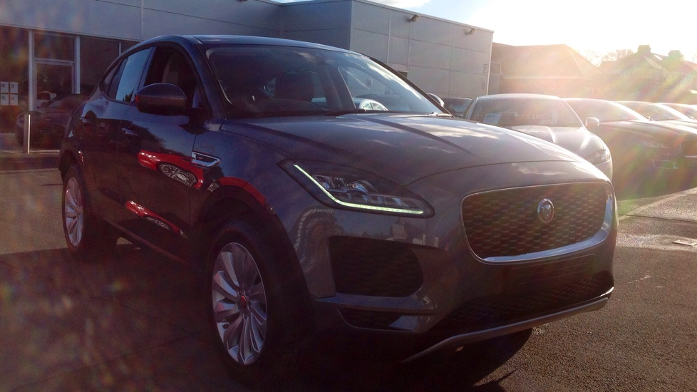 Jaguar E-PACE S 250 Petrol AWD Immediate Delivery  2.0 Automatic 5 door Estate (2018)