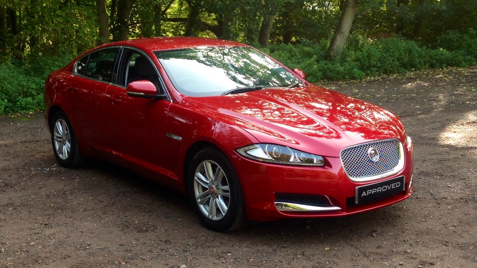 Jaguar XF 3.0d V6 Luxury [Start Stop] Low Miles Diesel Automatic 4 door Saloon (2014) image