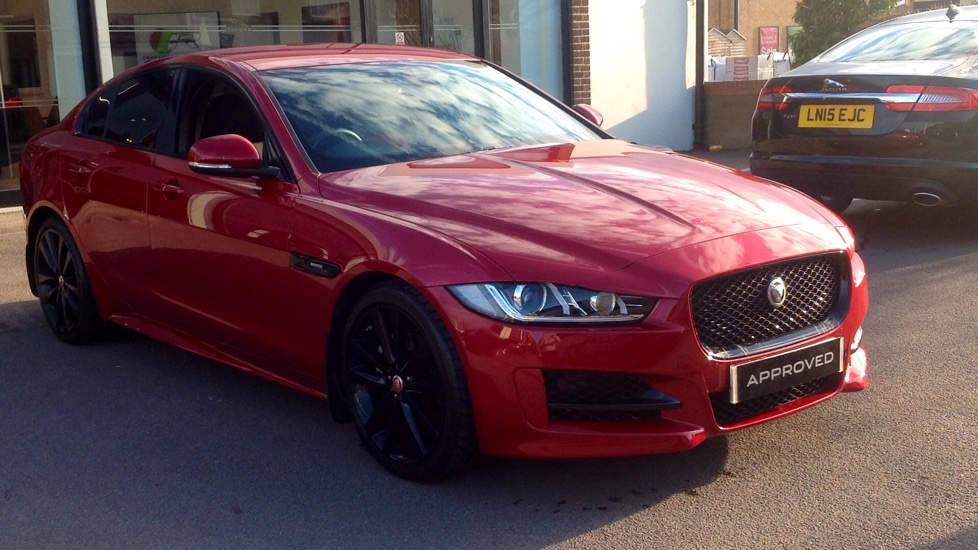 Jaguar XE 2.0d [180] R-Sport Black Edition Diesel Automatic 4 door Saloon (2018)