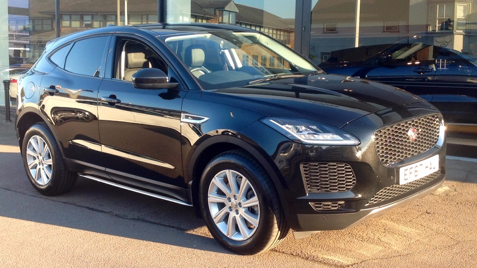 Used Jaguar E Pace Cars For Sale Grange