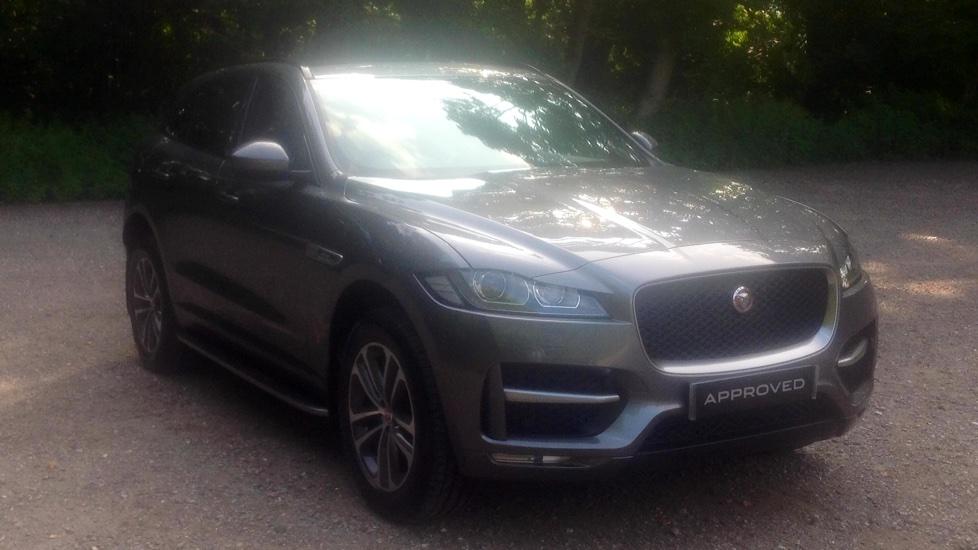 Jaguar F-PACE 2.0d R-Sport 5dr AWD Diesel Automatic Estate (2018) image