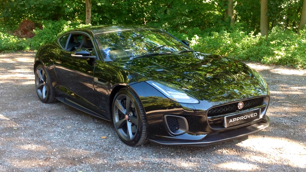 Jaguar F-TYPE 3.0 Supercharged V6 400 Sport 2dr AWD Automatic 3 door Coupe (2018)