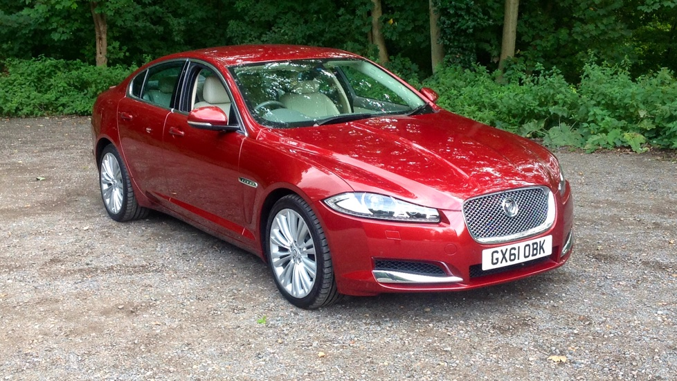 Jaguar XF 3.0d V6 Premium Luxury Diesel Automatic 4 door Saloon (2012) image