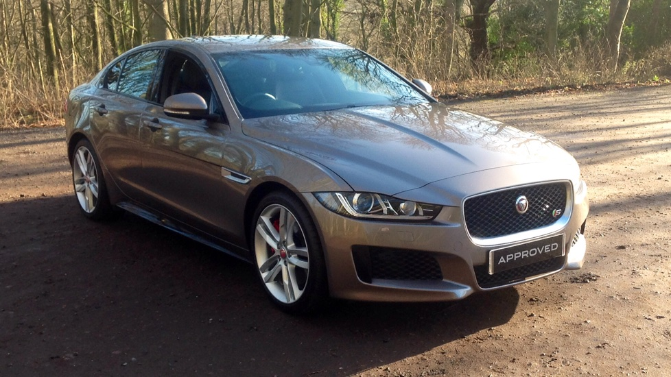 Jaguar XE 3.0 V6 Supercharged S Low Miles Automatic 4 door Saloon (2017) image