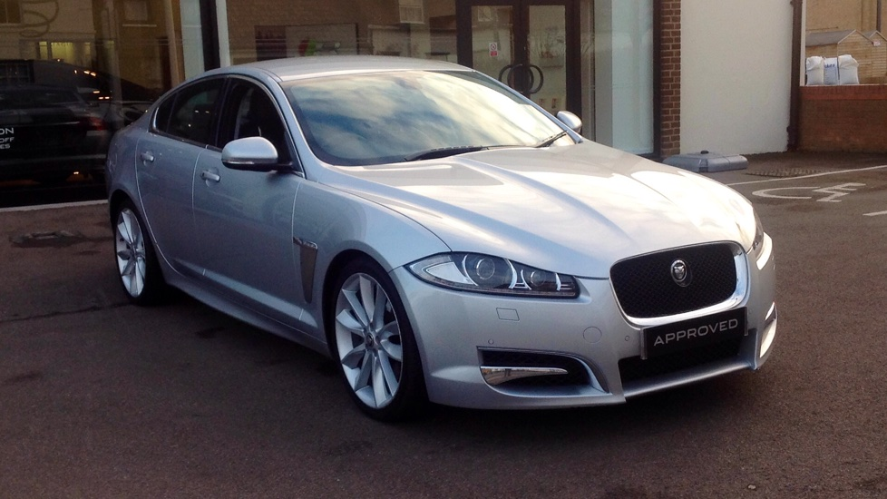 Jaguar XF S Portfolio Face lift Model  Low Mileage 3.0 Diesel Automatic 4 door Saloon (2012) image