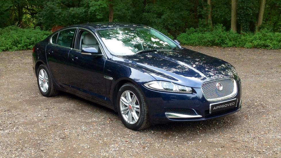 Jaguar XF 3.0d V6 Luxury [Start Stop] Diesel Automatic 4 door Saloon (2014) image