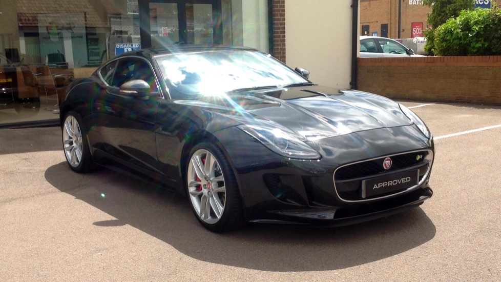 Jaguar F-TYPE 5.0 Supercharged V8 R 2dr Automatic 3 door Coupe (2015) image