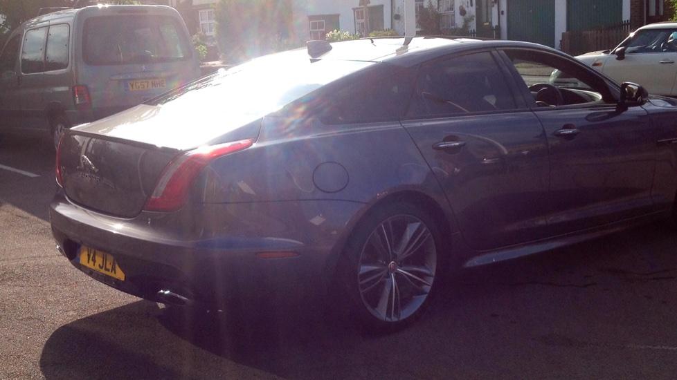 s jaguar evo c xj petrol sc photo car review