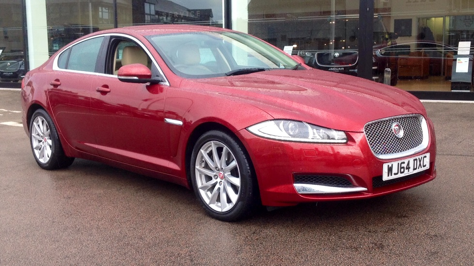 Jaguar XF 3.0d V6 Premium Luxury [Start Stop] Low Miles Diesel Automatic 4 door Saloon (2015) image