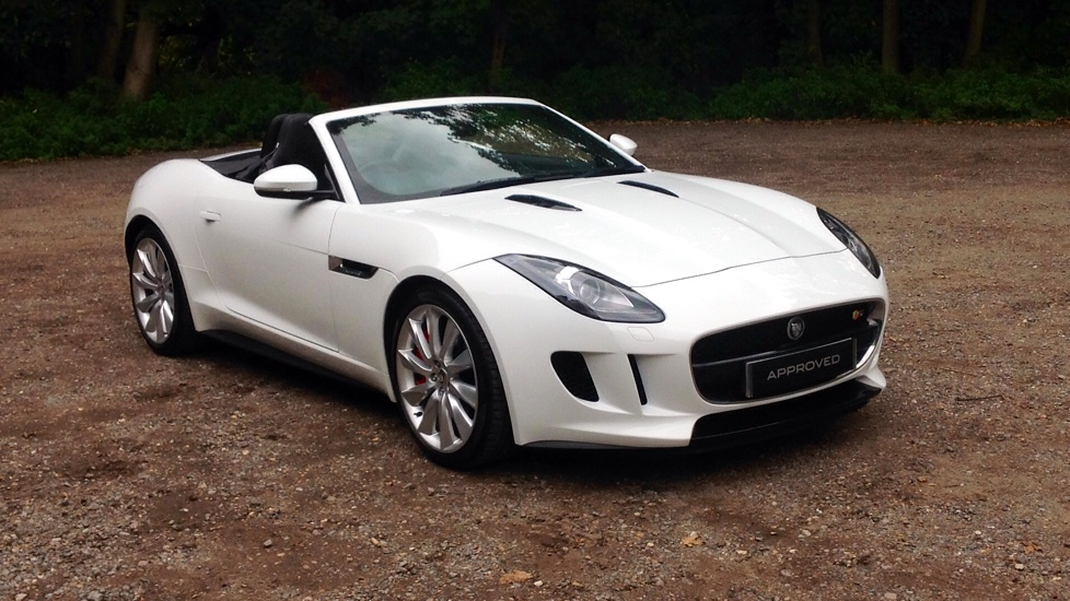 Jaguar F-TYPE 5.0 Supercharged V8 S 2dr Automatic Convertible (2014) image