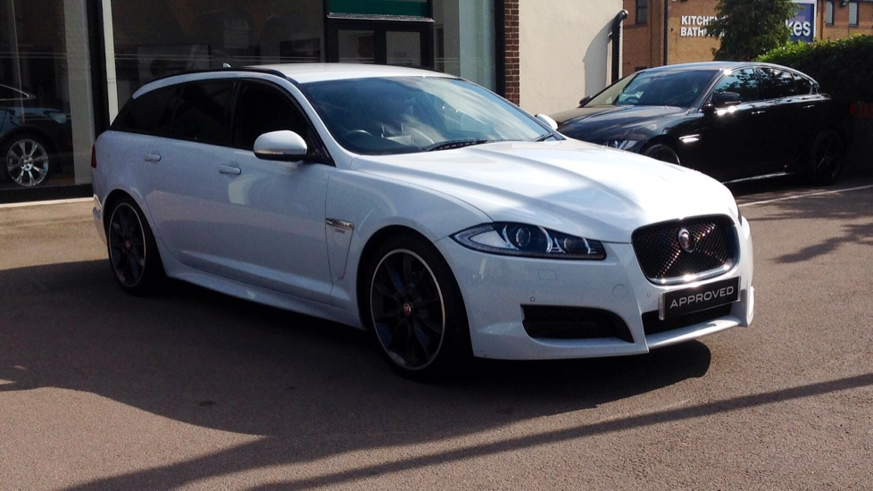 Jaguar XF 2.2d R-Sport Black 5dr Diesel Automatic 4 door Estate (2015)