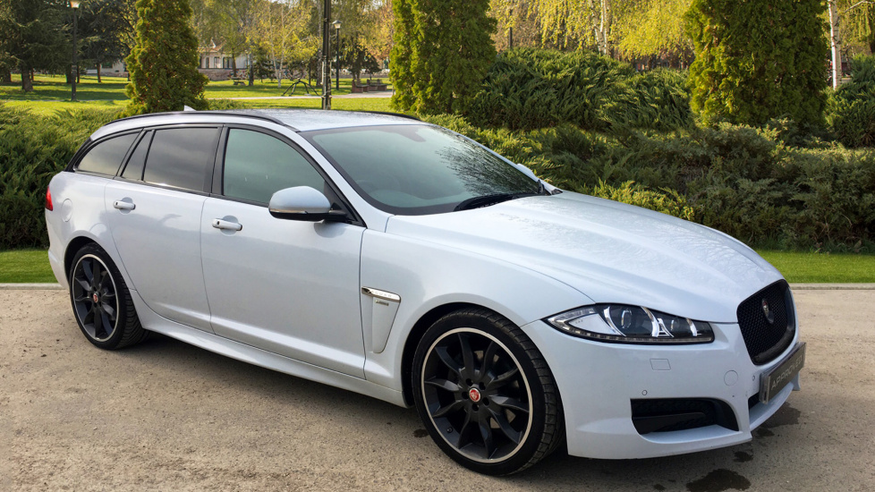Jaguar XF 2.2d R-Sport Black 5dr Diesel Automatic Estate (2015)