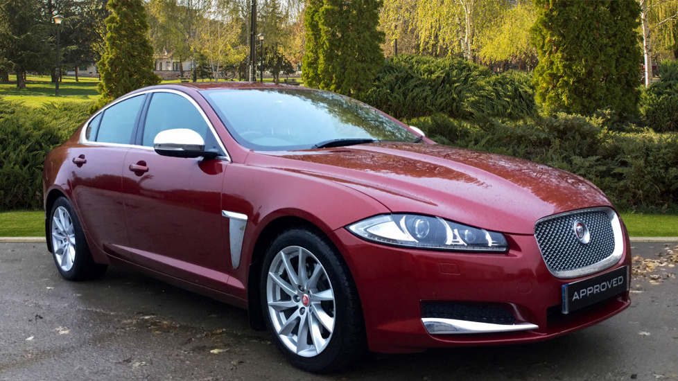 Jaguar XF 2.2d [200] Premium Luxury Diesel Automatic 4 door Saloon (2014) image