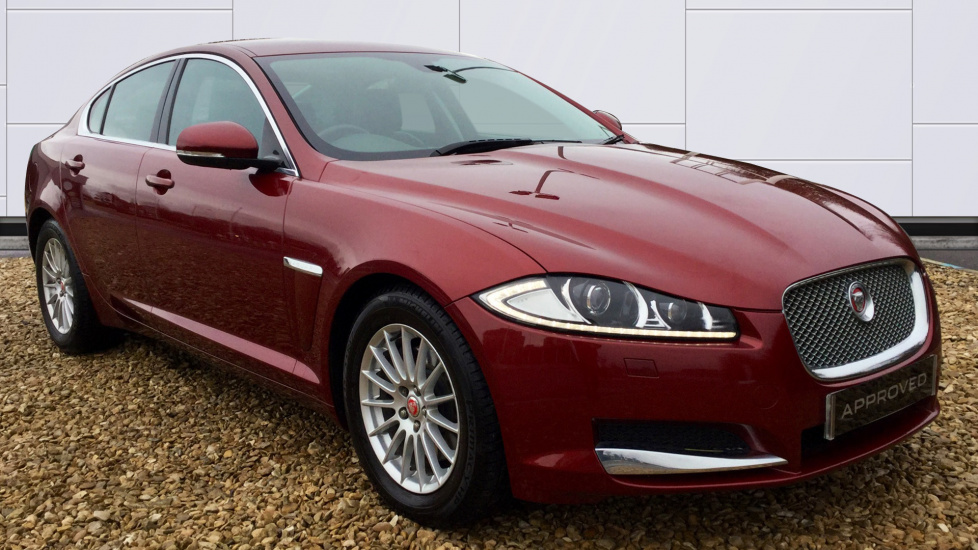 Jaguar XF 2.2d [163] SE Business Diesel Automatic 4 door Saloon (2014) image
