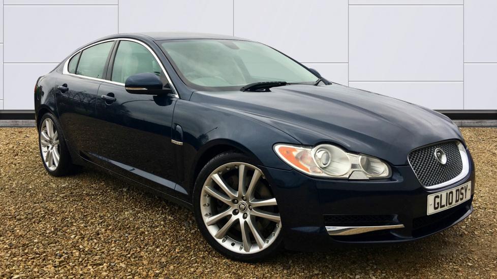Jaguar XF 3.0d V6 S Premium Luxury Diesel Automatic 4 door Saloon (2010) image