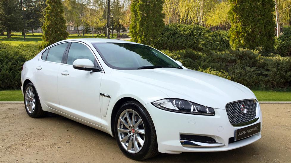 Jaguar XF 2.2d [200] Luxury Diesel Automatic 4 door Saloon (2014) image