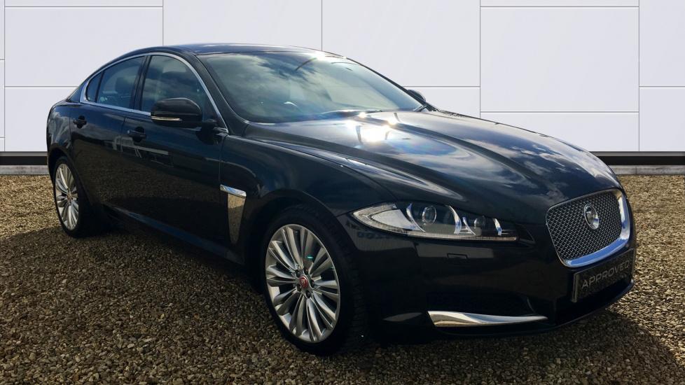 Jaguar XF 2.2d Portfolio Diesel Automatic 4 door Saloon (2012) image