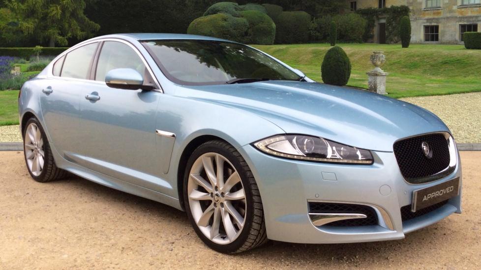 Jaguar XF 3.0d V6 S Portfolio 4dr Auto [Start Stop] Diesel Automatic Saloon (2012) image