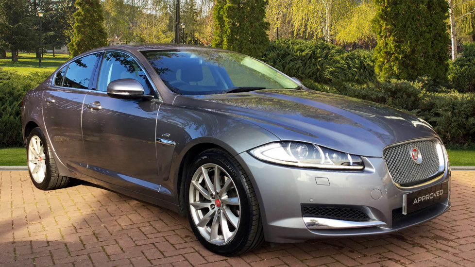 Jaguar XF 3.0d V6 Premium Luxury [Start Stop] Diesel Automatic 4 door Saloon (2013) image