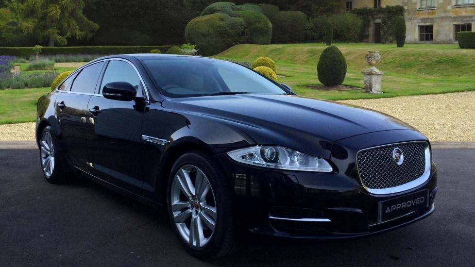 Jaguar XJ 3.0d V6 Premium Luxury [8] Diesel Automatic 4 door Saloon (2014) image