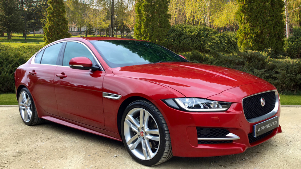 Jaguar XE 2.0 [250] R-Sport Automatic 4 door Saloon (2017) image