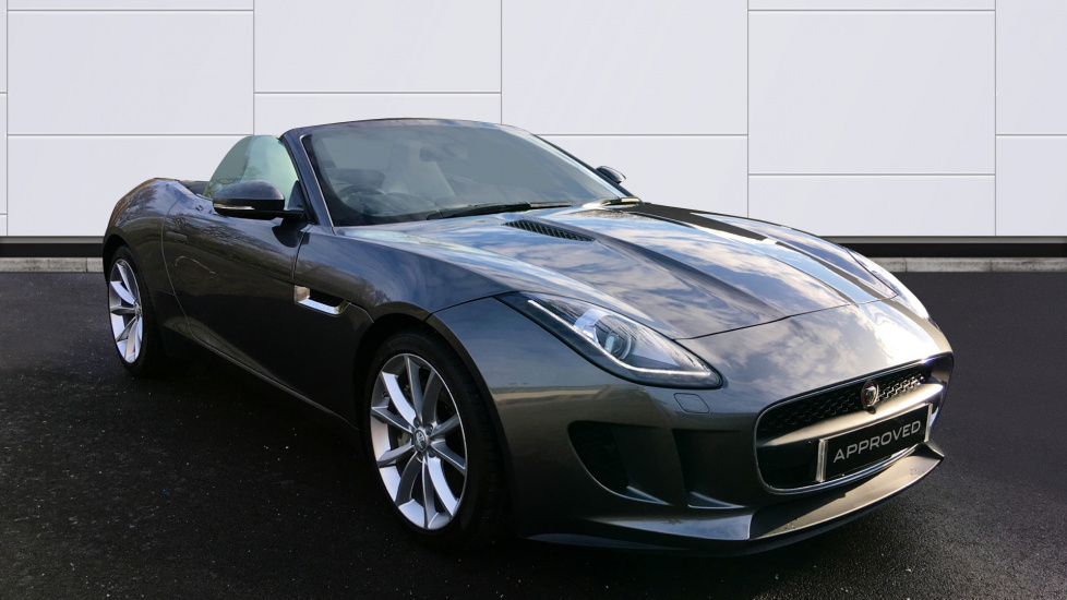 used jaguar f type cars for sale grange. Black Bedroom Furniture Sets. Home Design Ideas
