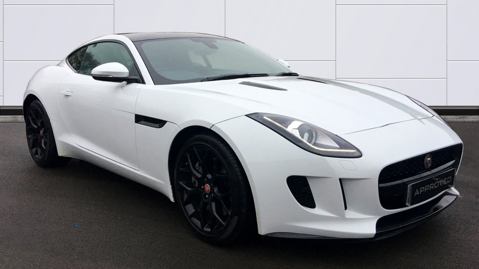 Jaguar F-TYPE 3.0 Supercharged V6 2dr Automatic Coupe (2016) image
