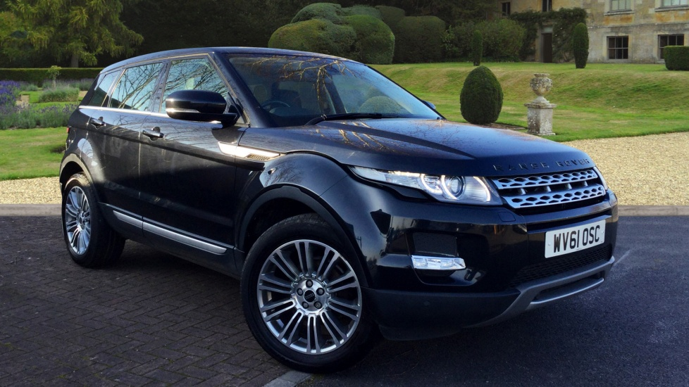 Used - Land Rover Range Rover Evoque Cars for Sale | Grange
