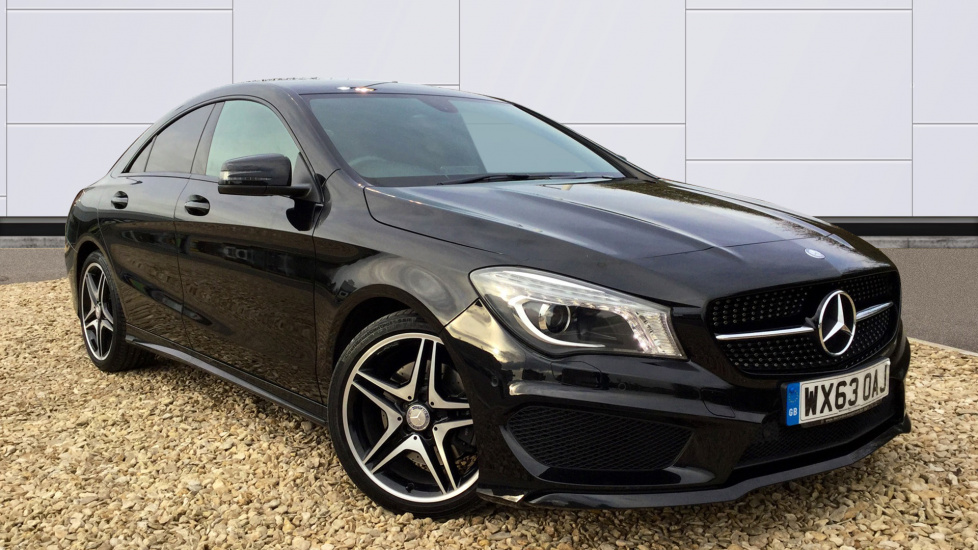 Mercedes-Benz CL-Class CLA 220 CDI AMG Sport Tip 2.1 Diesel Automatic 4 door Saloon (2013)