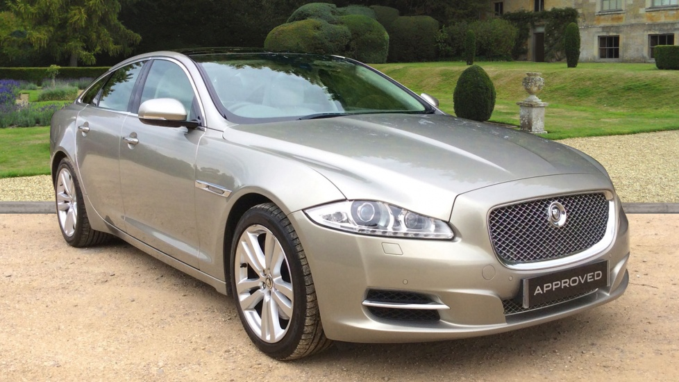 Jaguar XJ 3.0d V6 Premium Luxury [8] Diesel Automatic 4 door Saloon (2013) image