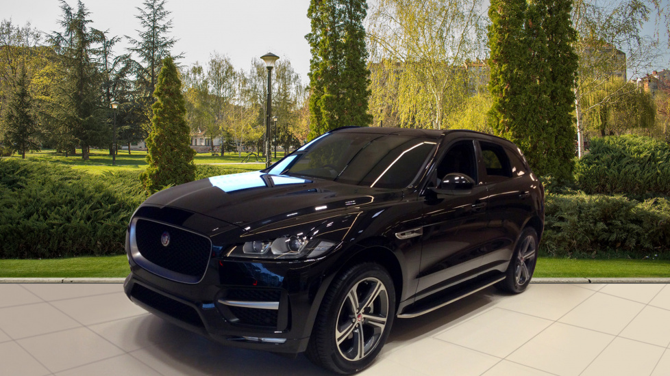 jaguar f pace r sport 5dr auto awd diesel automatic 4x4 2016 1240010 in stock. Black Bedroom Furniture Sets. Home Design Ideas