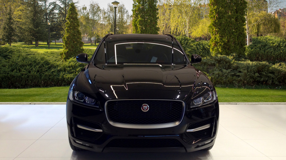 jaguar f pace r sport 5dr auto awd diesel automatic. Black Bedroom Furniture Sets. Home Design Ideas