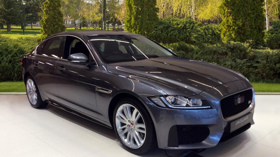 Jaguar XF 3.0 V6 Supercharged S 4dr Auto Automatic Saloon (2015)
