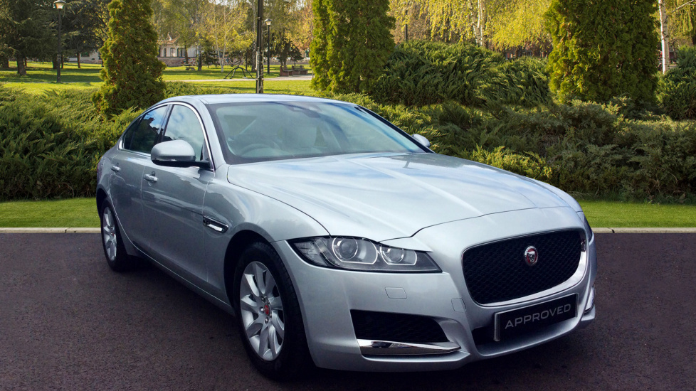 Jaguar XF 2.0i Prestige Automatic 4 door Saloon (2018)