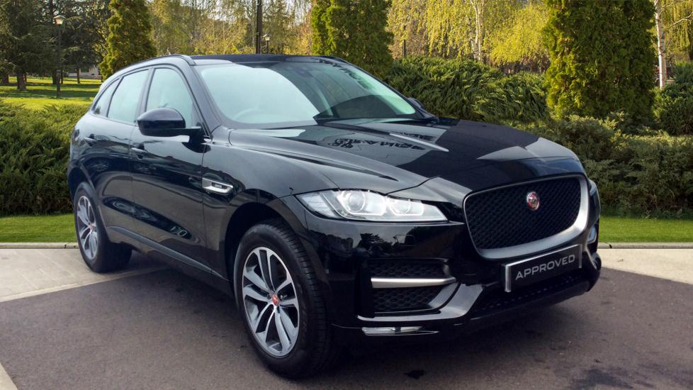 Jaguar F Pace 2 0d 163 R Sport 5dr Diesel Estate 2017