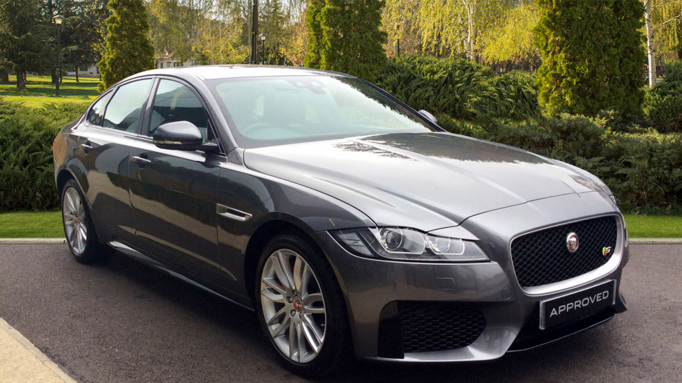 Used Jaguar Xf Cars For Sale Grange