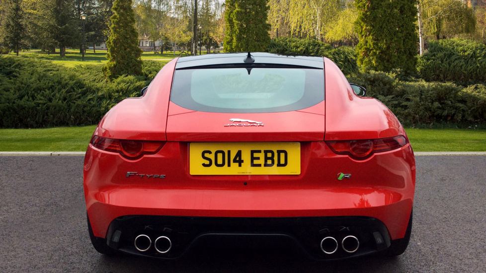 Jaguar F-TYPE Coupe 5.0 Supercharged V8 R 2dr Auto image 6
