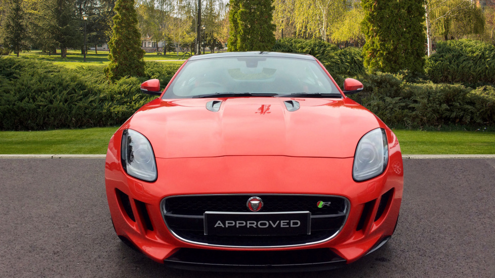 Jaguar F-TYPE Coupe 5.0 Supercharged V8 R 2dr Auto image 7