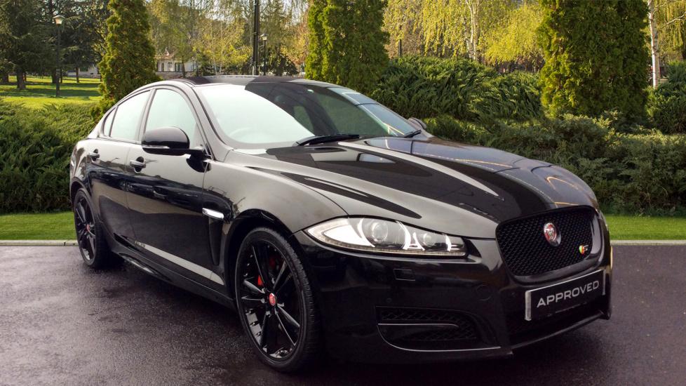 Jaguar XF 3.0d V6 S Portfolio [Start Stop] Diesel Automatic 4 door Saloon (2014) image