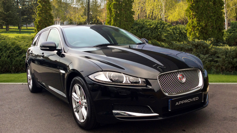 Jaguar XF 2.2d [163] Luxury 5dr Diesel Automatic Estate (2014) image
