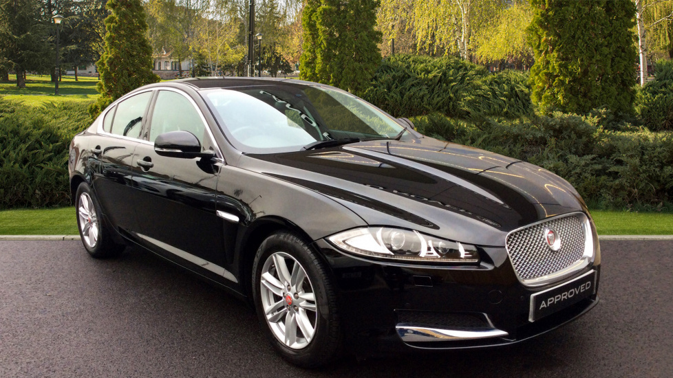 Jaguar XF 2.2d [200] Luxury Low Miles Diesel Automatic 4 door Saloon (2014) image
